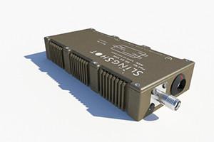 SlingShot Manpack System VHF Applique