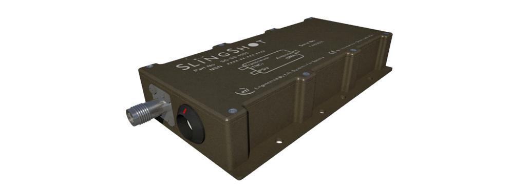 SlingShot Vehicle System Applique